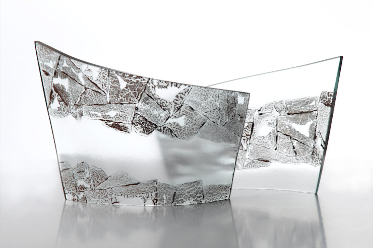 Sculptural Curves Michelle Keeling Glass 藝術品雕刻品