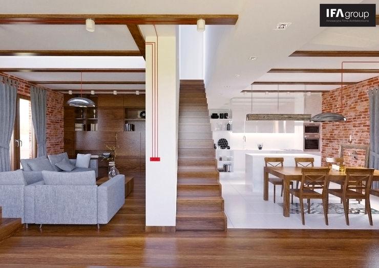IFA Kamil Domachowski Living room