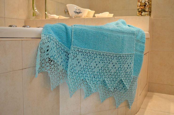 Ropa de cama, toallas de baño y mantelería Blanc Nature BañosAccesorios y textiles