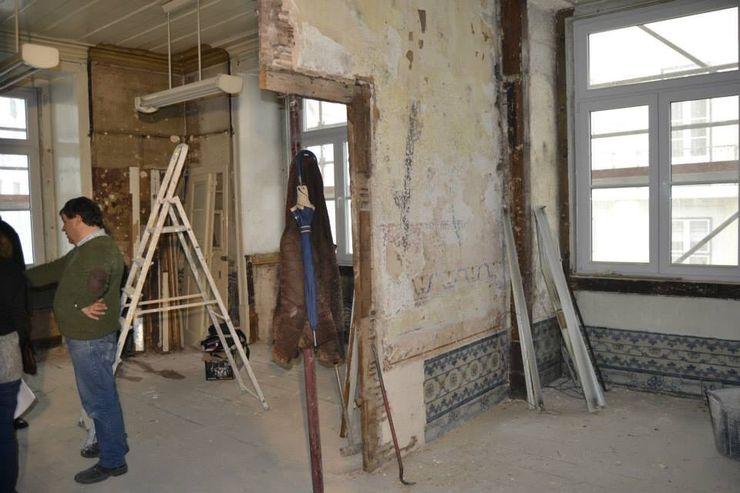 Obrasdecor Rustikale Wohnzimmer