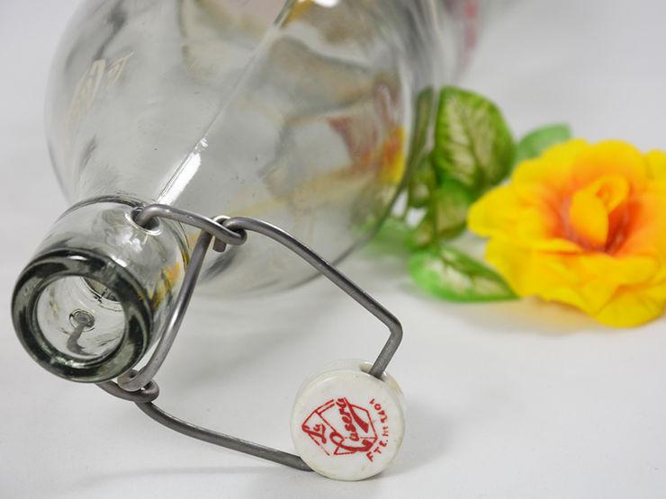 Botellas de gaseosa (La Pitusa, La Casera) Pablo Antigüedades HogarAccesorios y decoración Vidrio