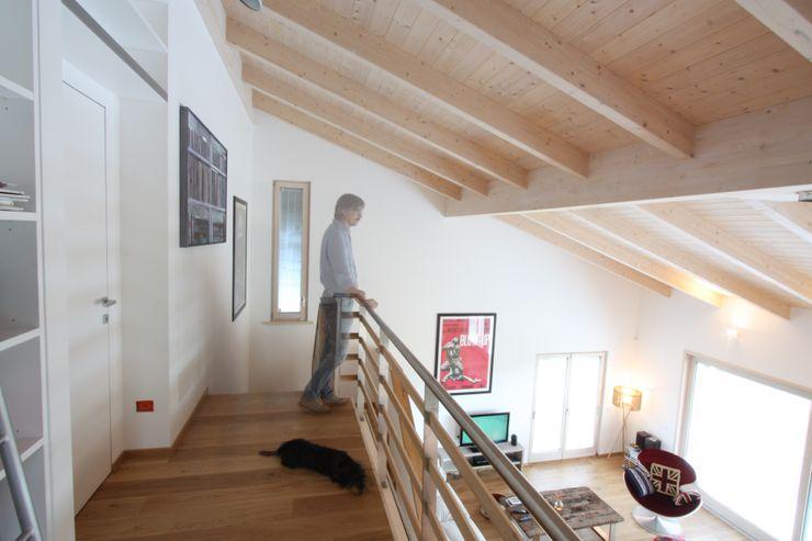 marco carlini architetto Moderne Wohnzimmer