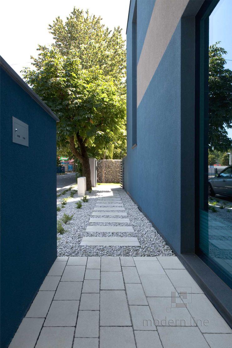 Modern Line Modern Walls and Floors