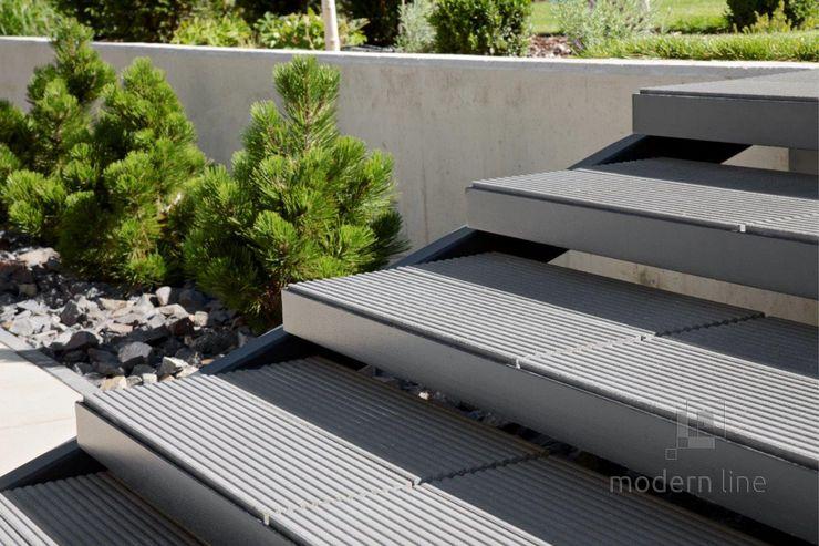 Modern Line Modern Garden