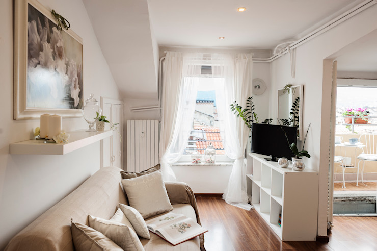 Loredana Vingelli Home Decor Livings de estilo clásico