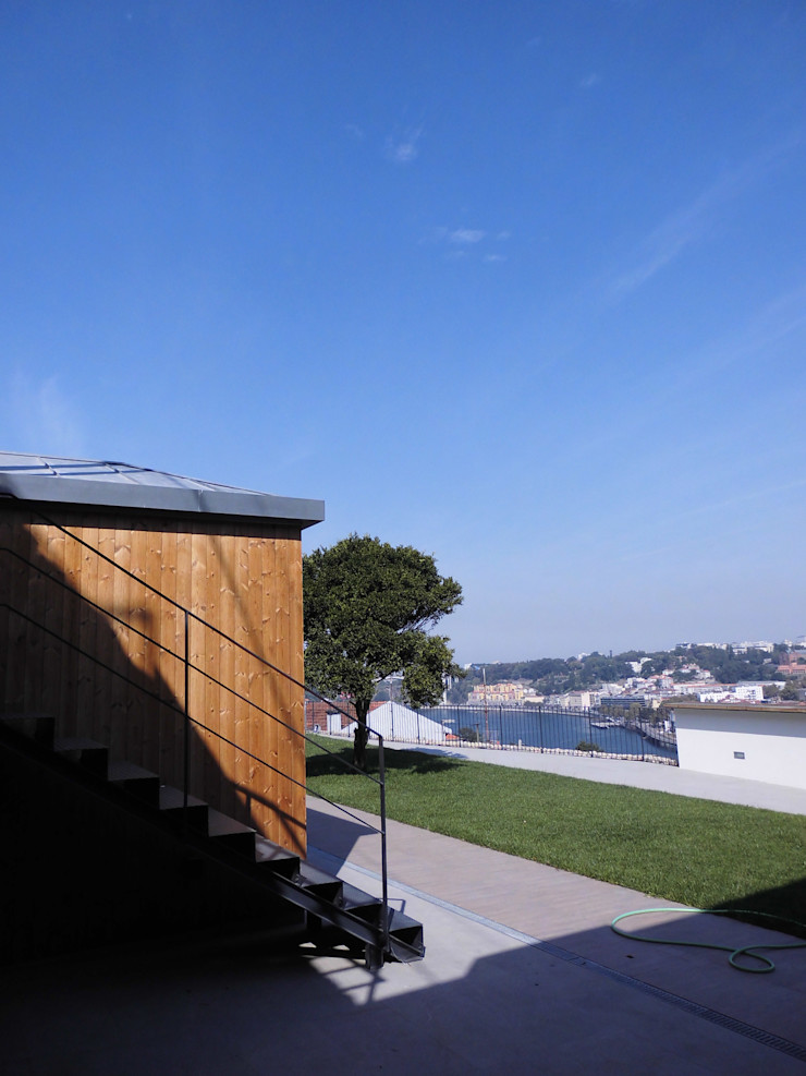 Bastos & Cabral - Arquitectos, Lda. | 2B&C Jardin moderne