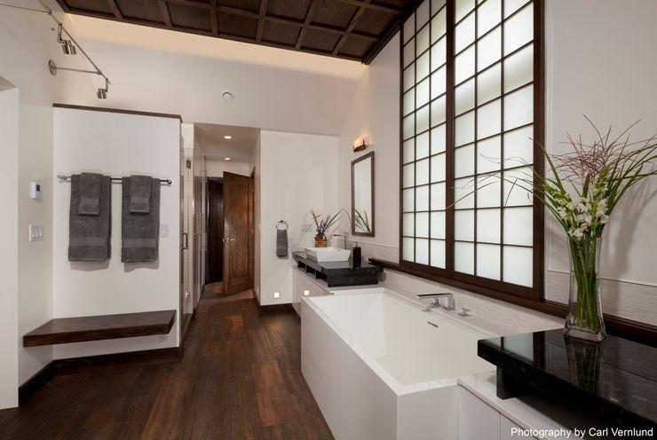 Penguin Environmental Design L.L.C. Asian style bathroom