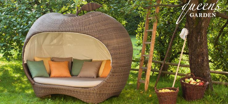 IHP Ihr HandelsPartner GmbH & Co KG Garden Furniture Synthetic Brown