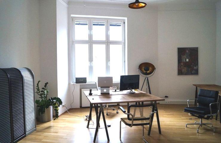 App & Online Marketing Agentur aus Berlin Studio Stern Moderne Arbeitszimmer