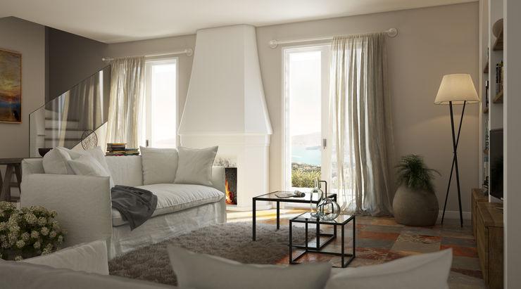 TecMa Solutions Casas de estilo mediterráneo