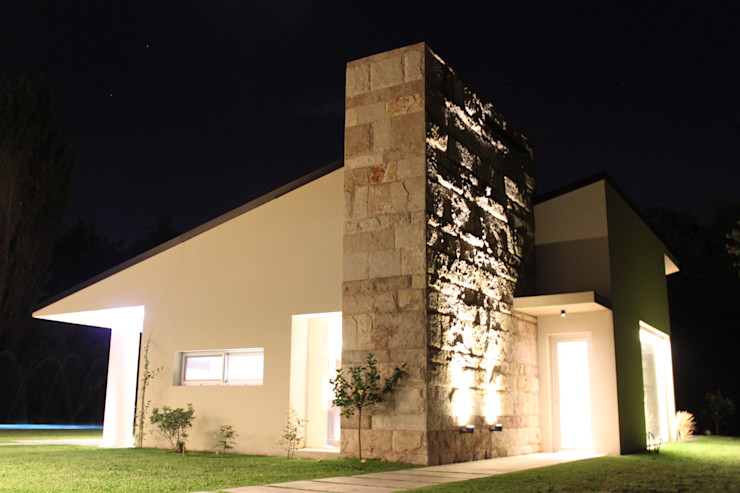 cm espacio & arquitectura srl Modern houses