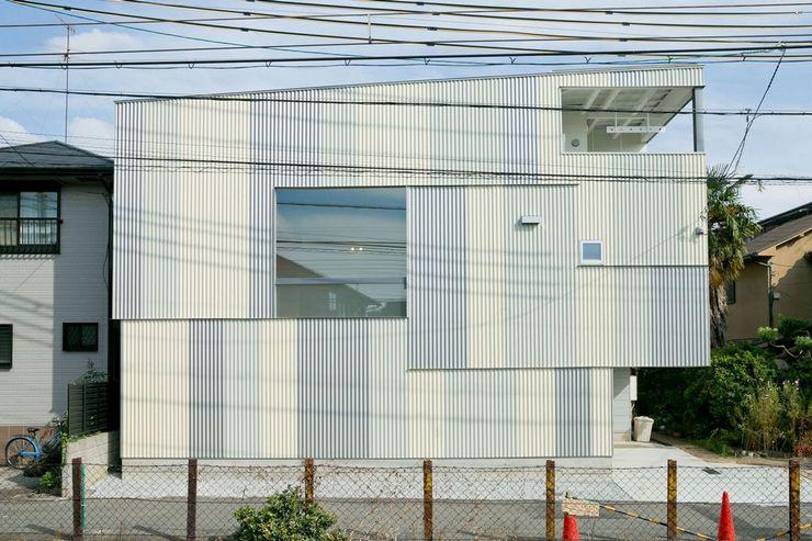 ADS一級建築士事務所 Ausgefallene Häuser