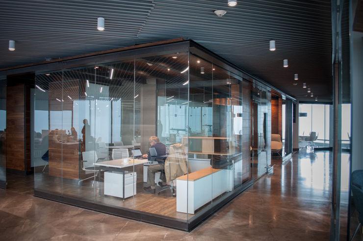 Grupo Loop Construcción Ofis Alanları