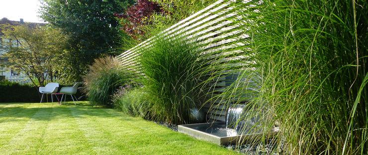 BEGRÜNDER Jardin moderne
