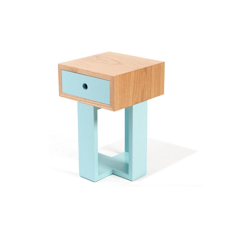 Banco Gaveteiro Box Mais Farpa Sala de estarBancos e cadeiras Madeira maciça Acabamento em madeira