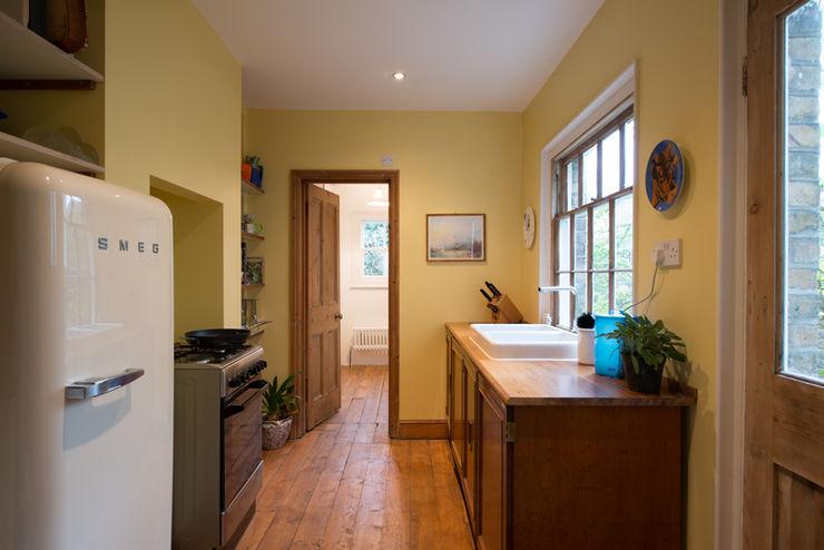 Albion Terrace ATOM BUILD LTD Modern Kitchen