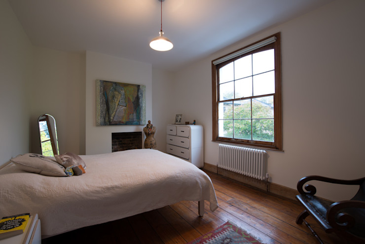 Albion Terrace ATOM BUILD LTD Modern Bedroom