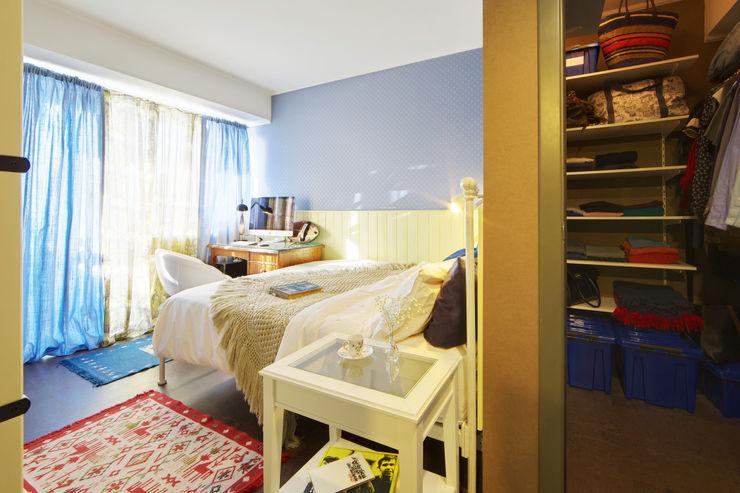 Порядок вещей - дизайн-бюро Rustic style bedroom