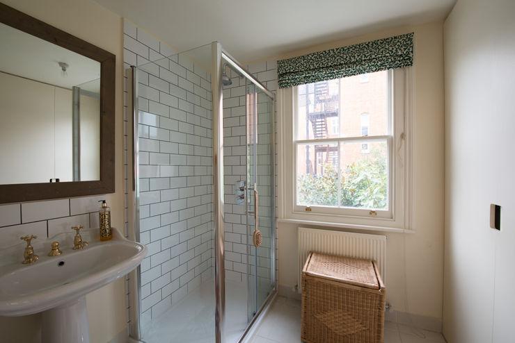 14 Offley Road ATOM BUILD LTD Modern Bathroom