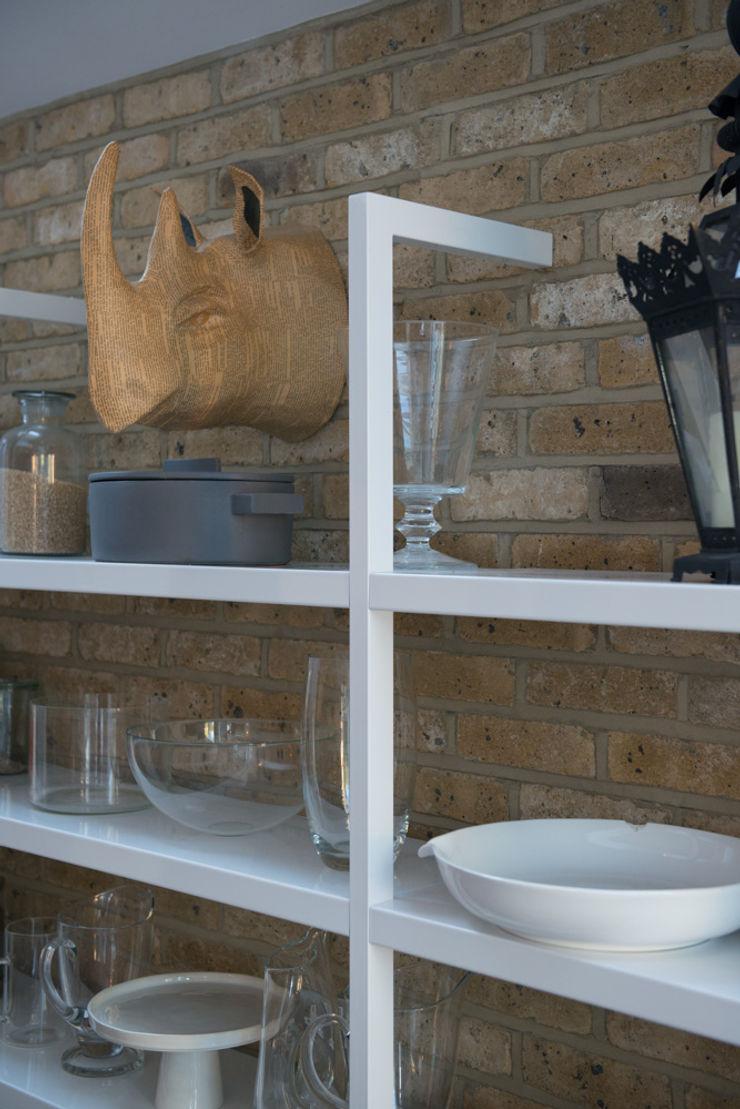25 Chevening Road ATOM BUILD LTD Modern Kitchen