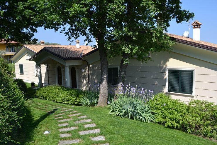 giardino privato bilune studio Giardino moderno