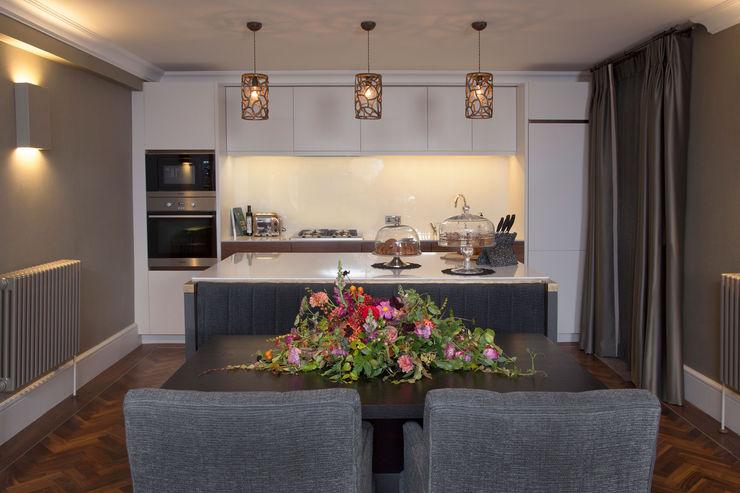 Kitchen Roselind Wilson Design مطبخ