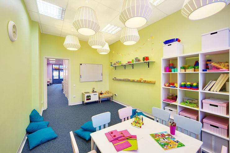 Порядок вещей - дизайн-бюро Schools Yellow