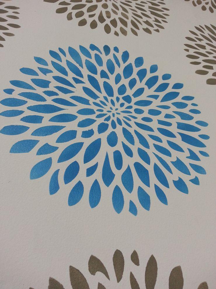 Plantilla Decorativa VIVAinteriores Salones modernos Multicolor