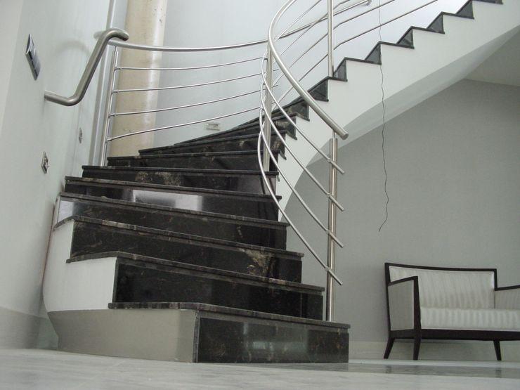 EPG-Arquitécnico Ingresso, Corridoio & Scale in stile moderno