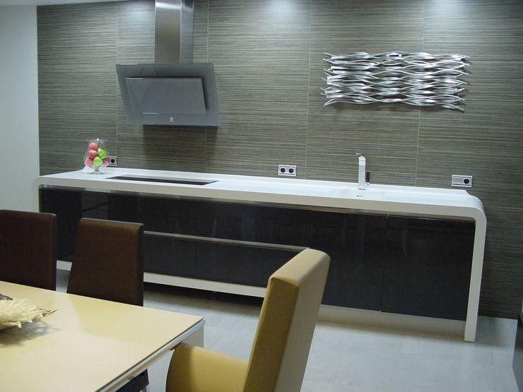 EPG-Arquitécnico Cucina moderna