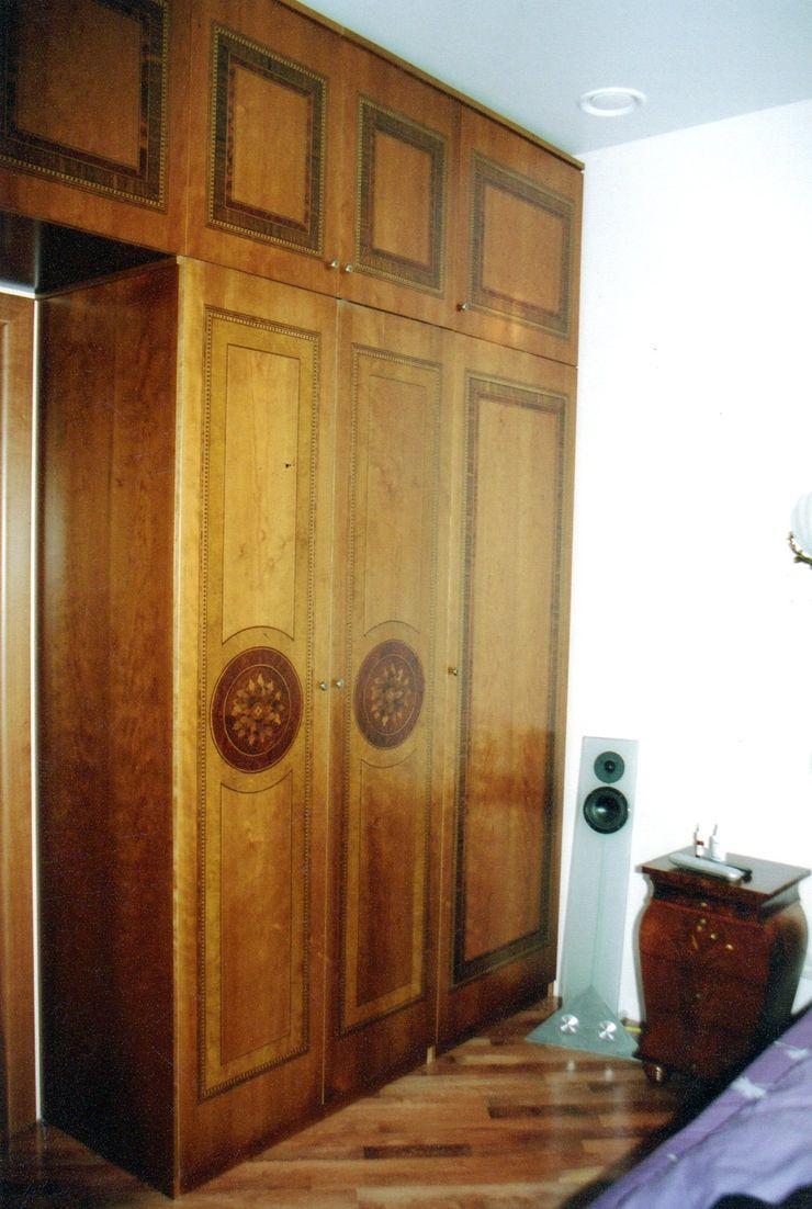 Мебельная мастерская Александра Воробьева BedroomWardrobes & closets MDF
