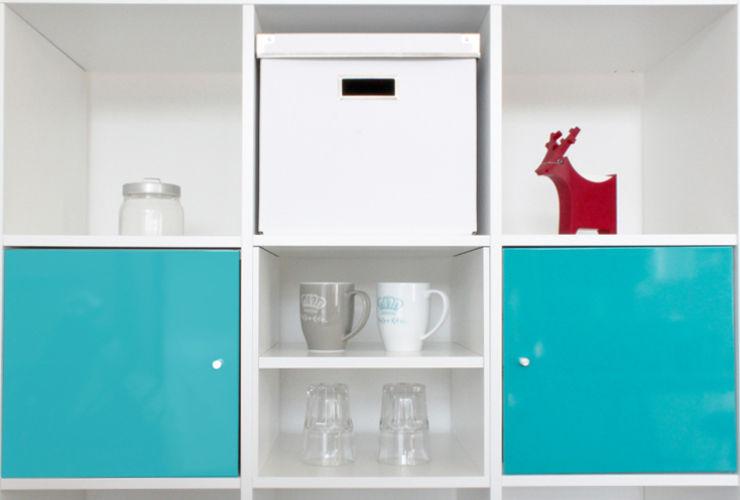 NSD New Swedish Design GmbH ComedorVasos y vajilla Aglomerado Blanco