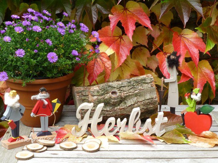 Herbst mw-holzkunst WohnzimmerAccessoires und Dekoration