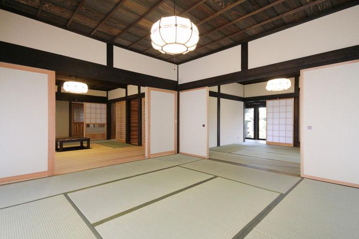和室 吉田建築計画事務所 クラシックデザインの 多目的室