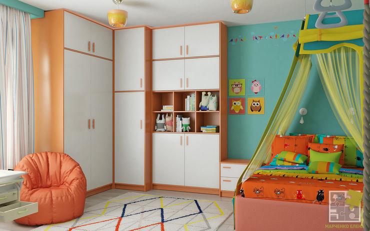 Елена Марченко (Киев) Nursery/kid's room