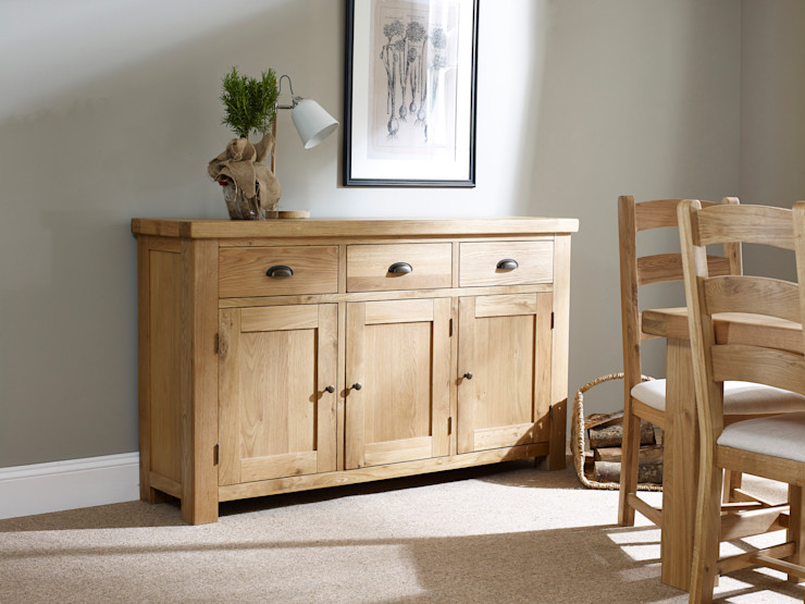 Fairford Dining by Corndell Corndell Quality Furniture Dining roomDressers & sideboards Solid Wood