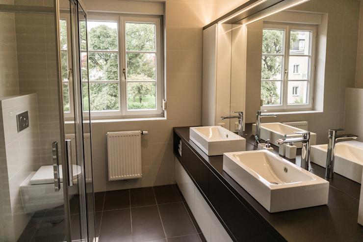 Arch. DI Peter Polding ZT Classic style bathrooms