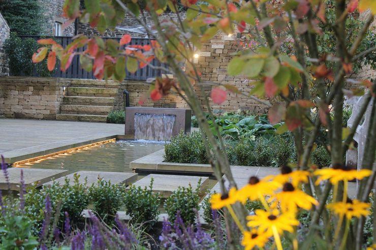 Rural Views Bestall & Co Landscape Design Ltd Jardines de estilo moderno