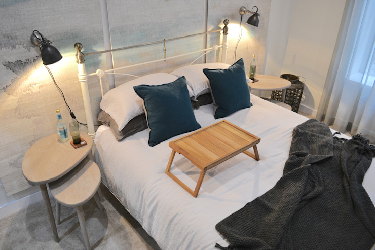 Bedroom by WN Interiors homify BedroomBeds & headboards