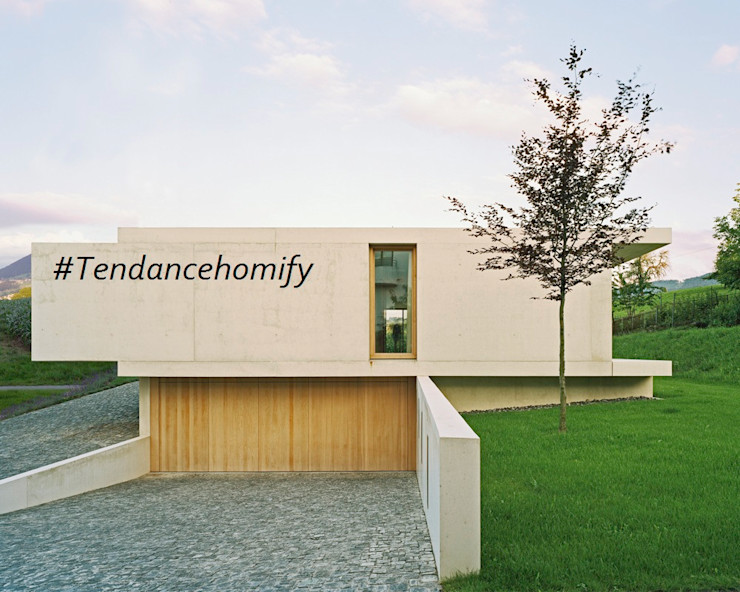 Sylvain Monot Casas modernas