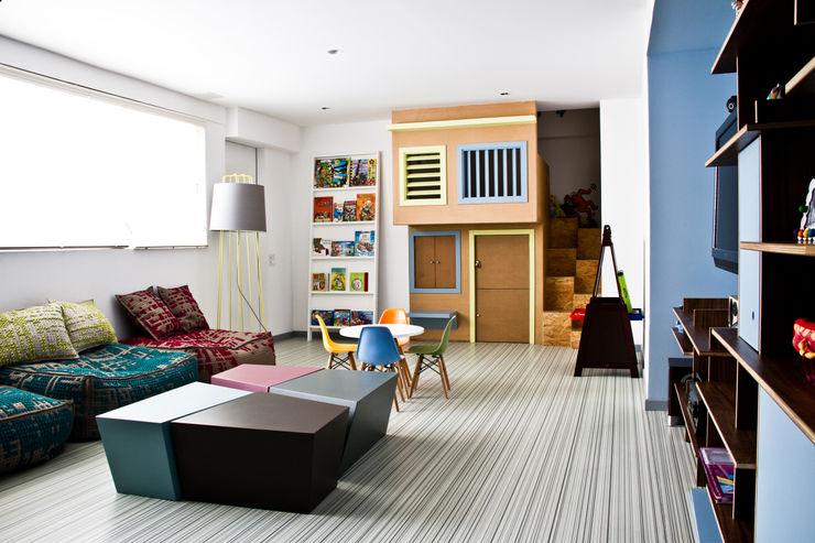 Proyectos studio Roca STUDIOROCA Dormitorios infantiles modernos