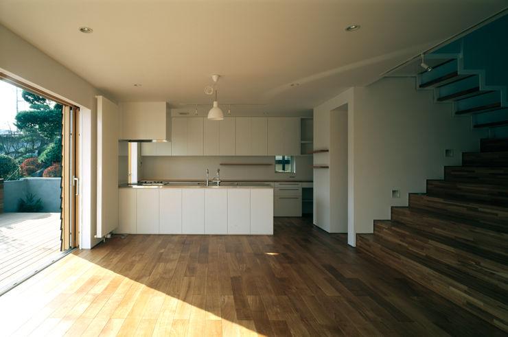 桐山和広建築設計事務所 Modern dining room