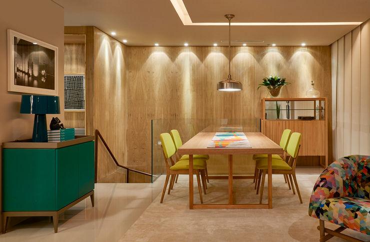 Lider Interiores Salas de jantar modernas