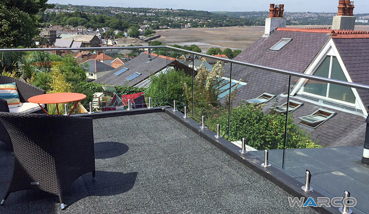Neue Eindrücke unserer Produkte WARCO Bodenbeläge Wände & BodenWand- und Bodenbeläge