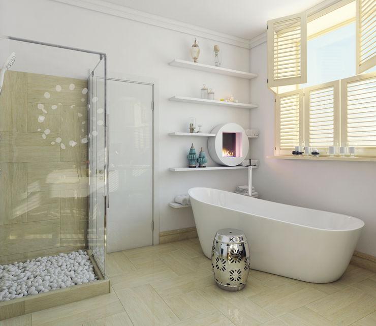 Лофт Interiorbox Industrial style bathroom