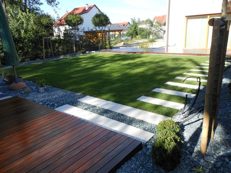 Private Gardens BEGRÜNDER Moderner Garten