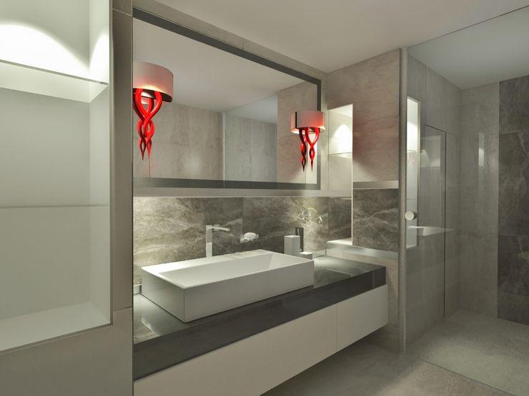 INdesign INdesign Modern Banyo