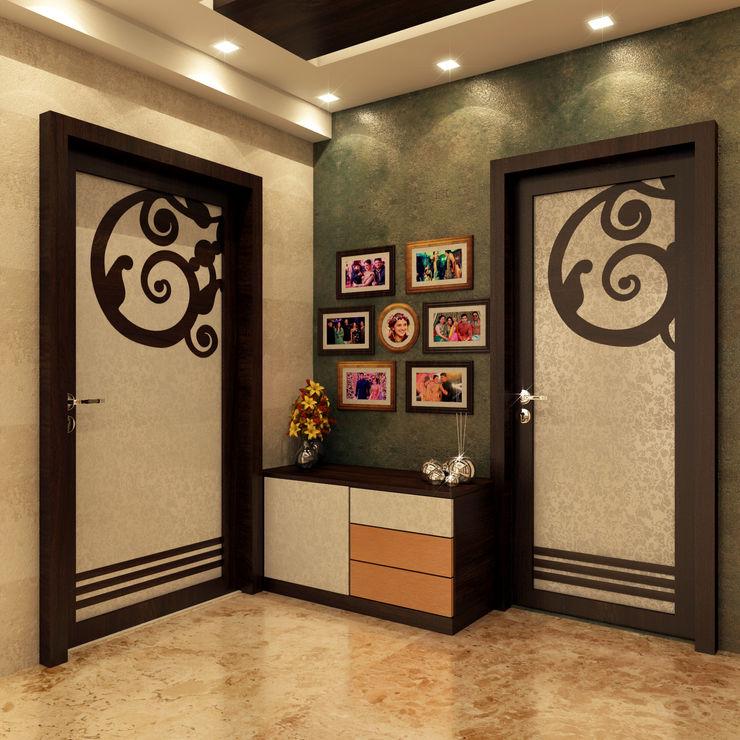 Living room Creazione Interiors Living room
