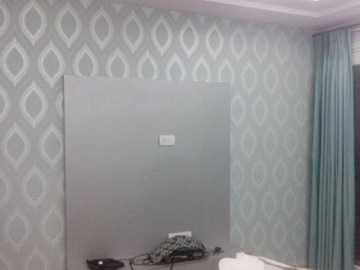 Decor At Door Modern Yatak Odası