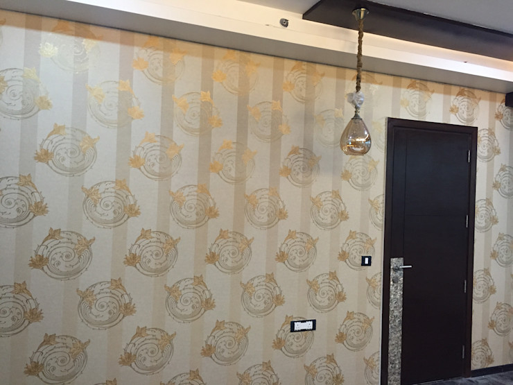 Decor At Door Soggiorno moderno